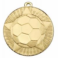 State Star 50mm Football Medal 2 Inch (50mm) Diameter : New 2019