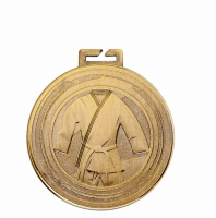 Aura Martial Arts Medal 2 Inch (50mm) Diameter : New 2019