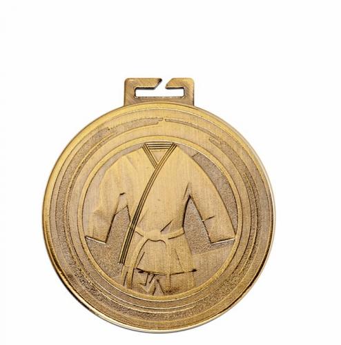 Aura Martial Arts Medal 2 Inch (50mm) Diameter : New 2019