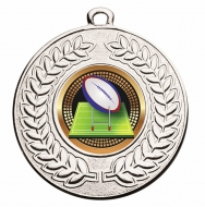 Contour 50 Rugby Medal 2 Inch (50mm) Diameter : New 2019