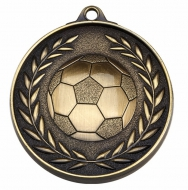 Eternity50 Football Medal