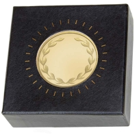 Nordic Laurel Medal in Clear case