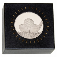 Nordic Golf Medal in Clear case