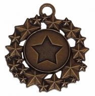 Galaxy50 Medal Bronze 50mm
