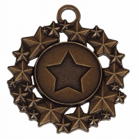 Galaxy50 Medal Bronze 50mm