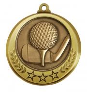 Spectrum Golf Medal Award 2.75 Inch (70mm) Diameter : New 2020