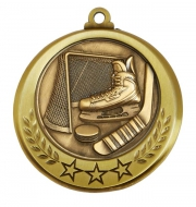 Spectrum Ice Clayshooting Medal Award 2.75 Inch (70mm) Diameter : New 2020