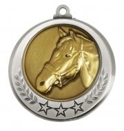 Spectrum Horse Medal Award 2.75 Inch (70mm) Diameter : New 2020