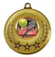 Spectrum Tennis Medal Award Medal Award 2 Inch (50mm) Diameter : New 2020