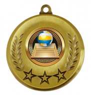 Spectrum Volleyball Medal Award 2 Inch (50mm) Diameter : New 2020