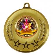 Spectrum Dance Medal Award 2 Inch (50mm) Diameter : New 2020