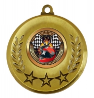 Spectrum Motorsport Medal Award 2 Inch (50mm) Diameter : New 2020