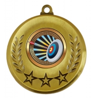 Spectrum Archery Medal Award 2 Inch (50mm) Diameter : New 2020
