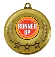 Spectrum Runner Up Medal Award 2 Inch (50mm) Diameter : New 2020