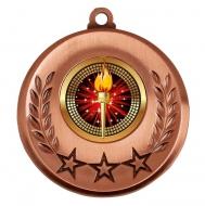 Spectrum Victory Torch Medal Award 2 Inch (50mm) Diameter : New 2020