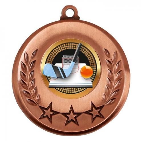 Spectrum Ice Clayshooting Medal Award 2 Inch (50mm) Diameter : New 2020