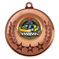Spectrum Karting Medal Award 2 Inch (50mm) Diameter : New 2020