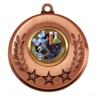 Spectrum Science Medal Award 2 Inch (50mm) Diameter : New 2020