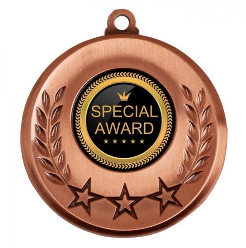 Spectrum Special Award Medal Award 2 Inch (50mm) Diameter : New 2020
