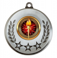 Spectrum Victory Torch Medal Award 2 Inch (50mm) Diameter : New 2020