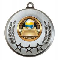 Spectrum Volleyball Medal Award 2 Inch (50mm) Diameter : New 2020