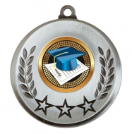 Spectrum Graduation Medal Award 2 Inch (50mm) Diameter : New 2020