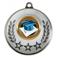 Spectrum Graduation Medal Award 2 Inch (50mm) Diameter : New 2020