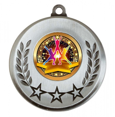 Spectrum Dance Medal Award 2 Inch (50mm) Diameter : New 2020