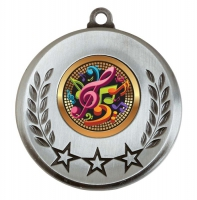 Spectrum Music Medal Award 2 Inch (50mm) Diameter : New 2020
