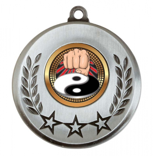 Spectrum Martial Arts Medal Award 2 Inch (50mm) Diameter : New 2020