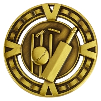 Varsity Medal Award Cricket 2 3/8 Inch (6cm) Diameter : New 2020