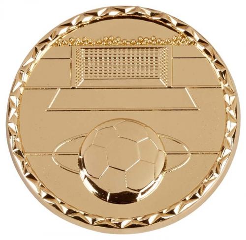 Aspect Football Medal Award 2 3/8 Inch (60mm) Diameter : New 2020