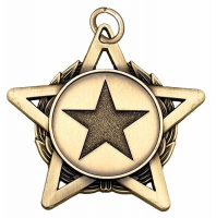 HopeStar50 Medal Bronze 50mm