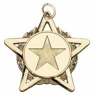 HopeStar50 Medal Gold 50mm