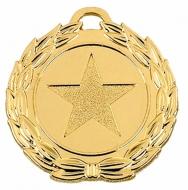 MegaStar40 Medal Gold 40mm