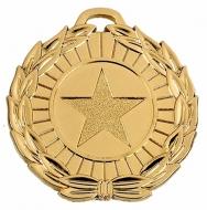 MegaStar50 Medal Gold 50mm