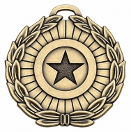 MegaStar70 Medal Bronze 70mm
