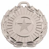MegaStar70 Medal Silver 70mm