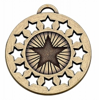 Constellation50 Medal Bronze 50mm