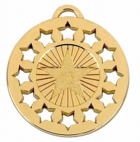 Constellation50 Medal Gold 50mm