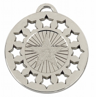 Constellation50 Medal Silver 50mm