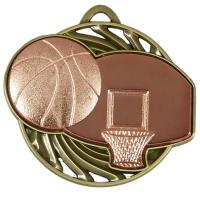 Vortex Basketball Medal AGBH 50mm