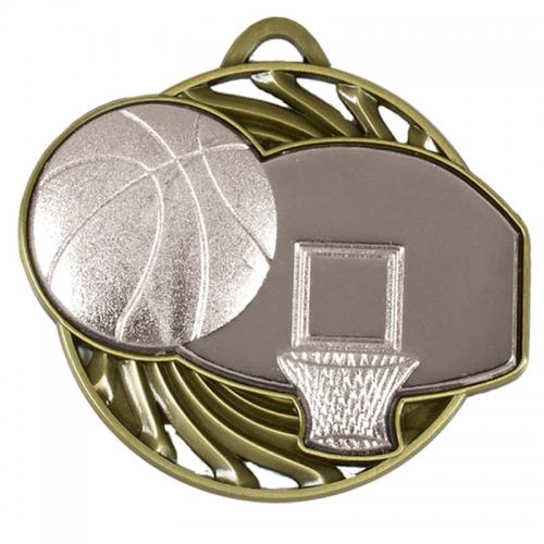 Vortex Basketball Medal AGSH 50mm