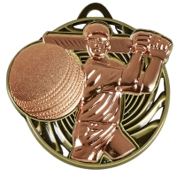 Vortex Cricket Medal AGBH 50mm