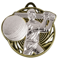 Vortex Cricket Medal AGSH 50mm