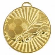 Helix60 Football Boot & Balll Gold 60mm