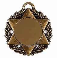 Star50 Medal Bronze 50mm