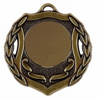 Shield50 Medal Bronze 50mm