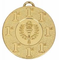 Target50 1st Medal Award 2 Inch (50mm) Diameter : New 2020