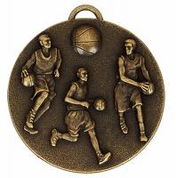 Target50 Basketball Medal Award 2 Inch (50mm) Diameter : New 2020